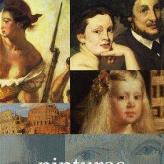 Libros de segunda mano: LIBRO DE PINTURAS QUE CAMBIARON EL MUNDO . Lote 23715310