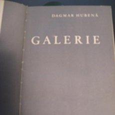Libros de segunda mano: DAMAR HUBENA. PINTOR CHECO. Lote 25996759