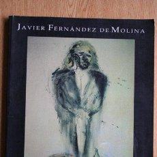 Libri di seconda mano: PALOS. JAVIER FERNÁNDEZ DE MOLINA. PINTURAS 1983-1992. FERNÁNDEZ DE MOLINA (JAVIER). Lote 24087774