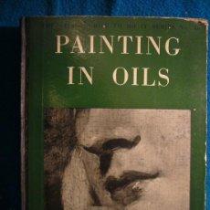 Libros de segunda mano: BERTRAM NICHOLS: - PAINTINGS IN OILS - (THE STUDIO PUBLICATIONS, 1942). Lote 26395302