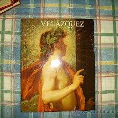 Libros de segunda mano: CATALOGO DE LA EXPOSICION DE VELAZQUEZ 23/01 A 31/03 DE 1990. Lote 27267151