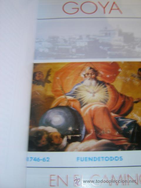 Libros de segunda mano: GOYA EN EL CAMINO - Foto 6 - 26944129