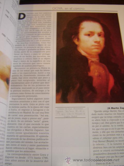 Libros de segunda mano: GOYA EN EL CAMINO - Foto 7 - 26944129
