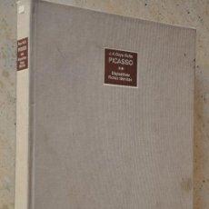 Libros de segunda mano: PICASSO J.A. GAYA NUÑO DIAPOSITIVAS FICHAS TECNICAS AGUILAR. Lote 25386901