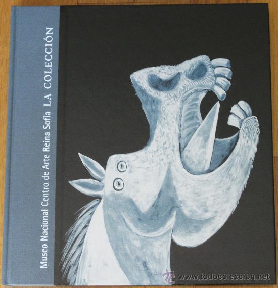 'LA COLECCIÓN: MUSEO NACIONAL CENTRO DE ARTE REINA SOFÍA' (2000) AGOTADO, DESCATAL., PRECINTADO (Libros de Segunda Mano - Bellas artes, ocio y coleccionismo - Pintura)
