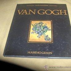 Libros de segunda mano: VAN GOGH - MAXIMO GEMIN - ANAYA EDITORIAL 1991 MILAN. Lote 26265596