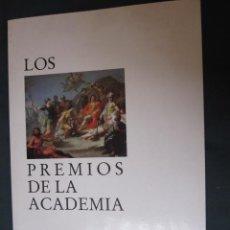 Libros de segunda mano: LOS PREMIOS DE LA ACADEMIA REAL DE SAN FERNANDO - ACADEMIA REAL DE SAN FERNANDO - VIGO 1991. Lote 26293068
