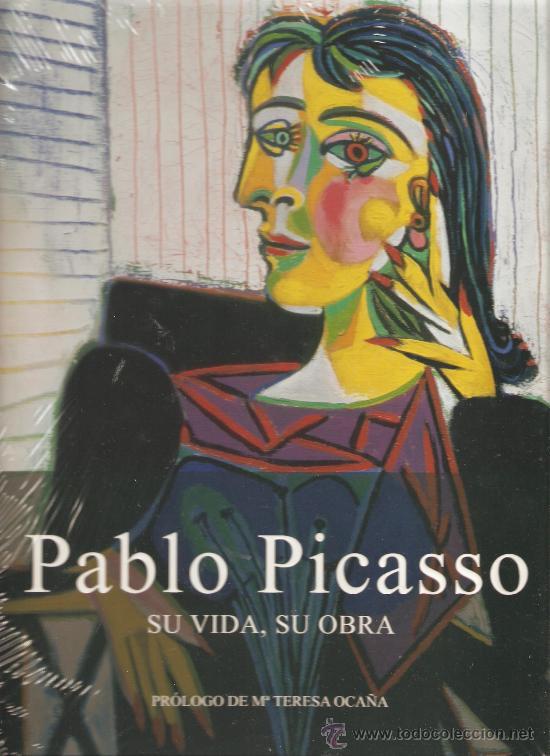 Top pablo picasso - su vida, su obra - Comprar Libros de pintura en  RE67