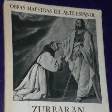 Libros de segunda mano: ZURBARÁN EN GUADALUPE.. Lote 26916256