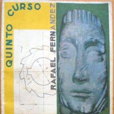 Libros de segunda mano: CUADERNOS DIBUJO RAFAEL FERNÁNDEZ-1972-ANAYA 1966-JUAN AMO VÁZQUEZ-REGALO ROTULACIÓN DIBUJO GRÁFICO. Lote 71792258