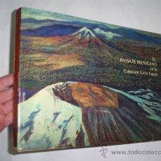 Libros de segunda mano: EL PAISAJE MEXICANO EN LA COLECCIÓN LICIO LAGOS NUMERADO Nº 622 RM51038. Lote 27337209