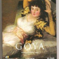 Libros de segunda mano: FRANCISCO DE GOYA / ROSE-MARIE Y RAINER HAGEN * TASCHEN *. Lote 27831514