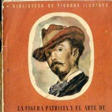 Libros de segunda mano: LA FIGURA Y EL ARTE DE JOAQUÍN VAYREDA (1943). Lote 211654464