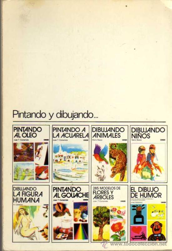 Libros de segunda mano: DIBUJANDO EL RETRATO - A. CALDERÓN - CEAC - 1978 - Foto 2 - 98251535