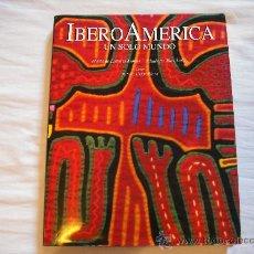 Libros de segunda mano: IBEROAMÉRICA, UN SOLO MUNDO - LIBRO DE FOTOGRAFÍAS - LIBRO REF0. Lote 28135922