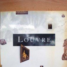 Libros de segunda mano: LIBRO DEL MUSEO DEL LOUVRE 1989, TODA LA INFORMACIÓN EN FOTOS.. Lote 73417378