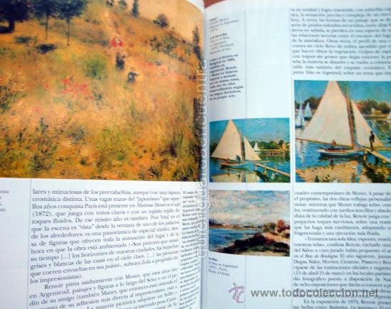 LIBRO DE PLANETA 1998. RENOIR Y EL IMPRESIONISMO Y LOS INICIOS DE LA PINTURA MODERNA (Libros de Segunda Mano - Bellas artes, ocio y coleccionismo - Pintura)