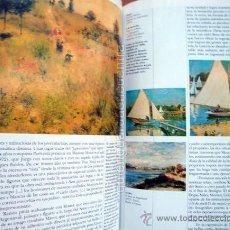 Libros de segunda mano: LIBRO DE PLANETA 1998. RENOIR Y EL IMPRESIONISMO Y LOS INICIOS DE LA PINTURA MODERNA . Lote 28360242