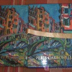 Libros de segunda mano - Peris Carbonell, Antonio (Catalogo de su obra por Jeronimo Beltran 1998) - 28437977