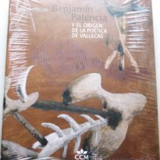 Libros de segunda mano: BENJAMÍN PALENCIA Y EL ORIGEN DE LA POÉTICA DE VALLECAS' (2007) CATÁLO. EXPO., AGOTADO, PRECINTADO. Lote 37040452