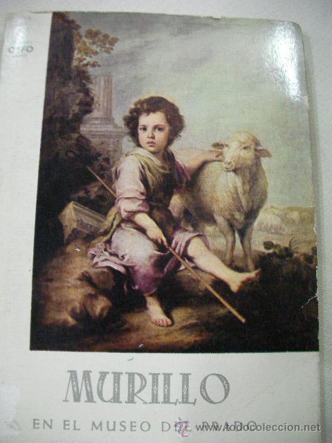 MURILLO EN EL MUSEO DEL PRADO (Libros de Segunda Mano - Bellas artes, ocio y coleccionismo - Pintura)