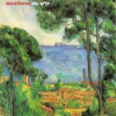 Libros de segunda mano: MINILIBROS DE ARTE: CÉZANNE DE NICOLA NONHOFF (KONEMANN). Lote 28914632
