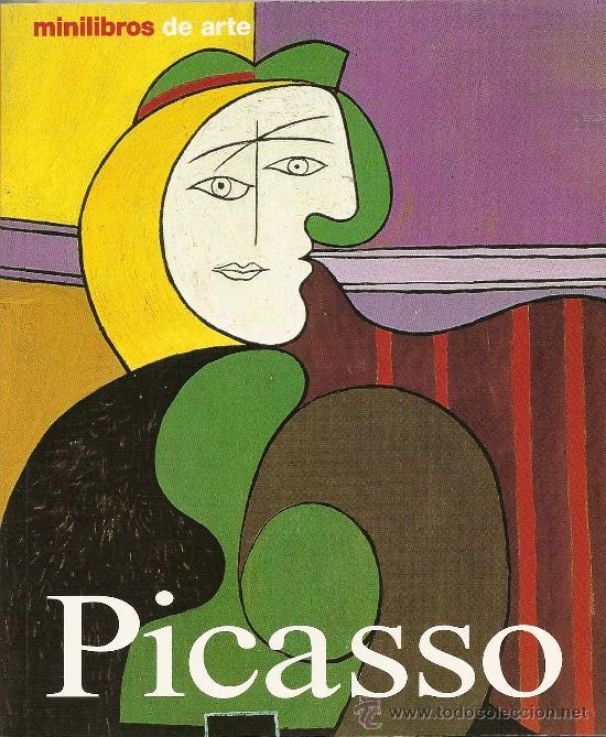 MINILIBROS DE ARTE: PICASSO DE ELKE LINDA BUCHHOLZ Y BEATE ZIMMERMANN (KONEMANN) (Libros de Segunda Mano - Bellas artes, ocio y coleccionismo - Pintura)