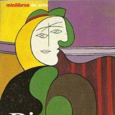 Libros de segunda mano: MINILIBROS DE ARTE: PICASSO DE ELKE LINDA BUCHHOLZ Y BEATE ZIMMERMANN (KONEMANN). Lote 28971834