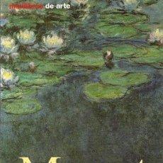 Libros de segunda mano: MINILIBROS DE ARTE: MONET DE BIRGIT ZEIDLER (KONEMANN). Lote 28988685