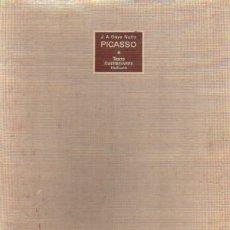Libros de segunda mano: PICASSO. TEXTO. ILUSTRACIONES. INDICES. TOMO I (A-ART-897). Lote 29264343