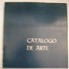 Libros de segunda mano: CATALOGO DE ARTE MURCIA. Lote 29837300