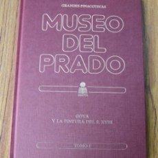 Libros de segunda mano: 7 TOMOS .. GRANDES PINACOTECAS .. MUSEO DEL PRADO. Lote 29855829