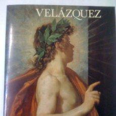 Libros de segunda mano: VELAZQUEZ MUSEO DEL PRADO 1990 CATALOGO EXPOSICION 1990. Lote 115578238
