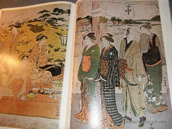 Japanese prints  from 1700 to 1900 106 reproducciones seleccionadas por  Richard Illing Phaidon 1978