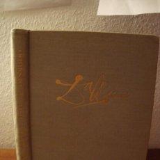 Libros de segunda mano: (260) DALI AL DESNUDO - DEL ARCO . Lote 30514872