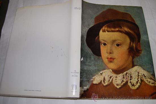 LA PINTURA ESPAÑOLA. DE VELAZQUEZ A PICASSO. TOMO II. JACQUES LASSAIGNE RA56648 (Libros de Segunda Mano - Bellas artes, ocio y coleccionismo - Pintura)