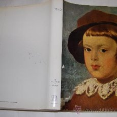 Libros de segunda mano: LA PINTURA ESPAÑOLA. DE VELAZQUEZ A PICASSO. TOMO II. JACQUES LASSAIGNE RA56648. Lote 30539724