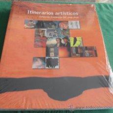 Libros de segunda mano: ITINERARIOS ARTISTICOS DE LA FUNDACIO MARIA JOSE JOVE. Lote 31111969