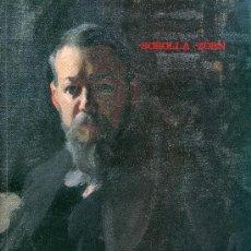 Libros de segunda mano: EXPOSICIÓN SOROLLA-ZORN. MUSEO SOROLLA. MADRID, 1992. . Lote 31144591