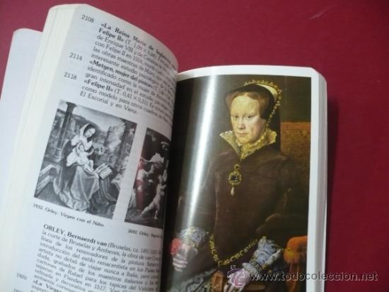 Libros de segunda mano: LA LLAVE DEL PRADO. - CONSUELO LUCA DE TENA Y MANUELA MENA TDK4 - Foto 2 - 147583034