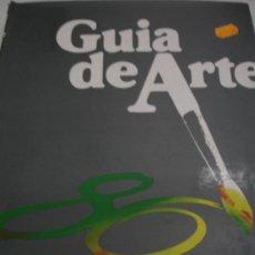 Libros de segunda mano: GUIA DEL ARTE. Lote 31285916