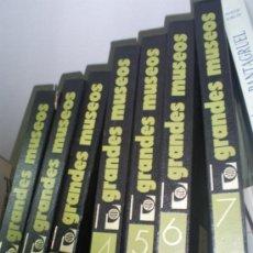 Libros de segunda mano: LA PINTURA EN LOS GRANDES MUSEOS 7 TOMOS LUIS MONREAL EDITORIAL PLANETA, 1978 RM53994. Lote 31354373
