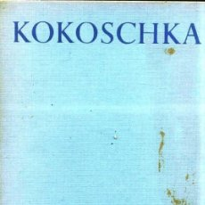 Libros de segunda mano: KOKOSCHKA, POR GOLDSCHEIDER (NOGUER 1964) 50 LÁMINAS EN COLOR. Lote 31459858