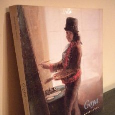 Libros de segunda mano: GOYA EN LAS COLECCIONES MADRILEÑAS. AMIGOS DEL MUSEO DEL PRADO, ED. VR F2. Lote 31493043