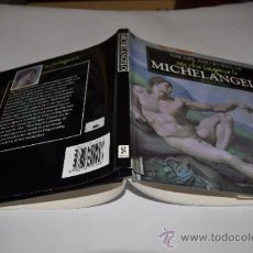 Libros de segunda mano: THE LIFE AND WORKS OF MICHELANGELO NATHANIEL HARRIS RA4708. Lote 31972702
