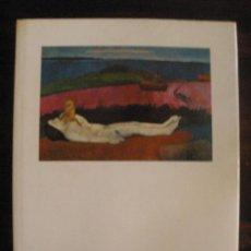 Libros de segunda mano: LES PEINTRES IMPRESSIONISTES---MAURICE SERULLAZ. Lote 32375331