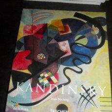 Libros de segunda mano: KANDINSKY. TASCHEN. Lote 122993974