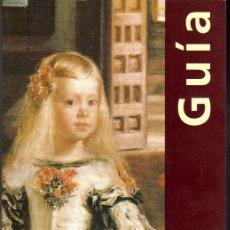 Libros de segunda mano: MUSEO DEL PRADO***GUÍA***ALICIA QUINTANA***EDITORIAL ALDEASA 1.994. Lote 32375856