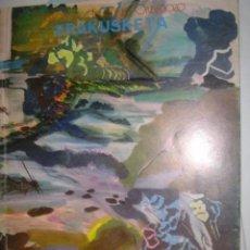 Libros de segunda mano: ERAKUSKETA 1980 - FUNDACIO JOAN MIRO, BARCELONA. Lote 32650460