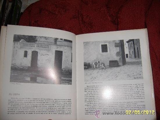 Libros de segunda mano: EL PINTOR. JUAN MIRALLES. AUTOGRAFIADO POR EL AUTOR. TODO UNA JOYA!!!!. - Foto 8 - 32702597